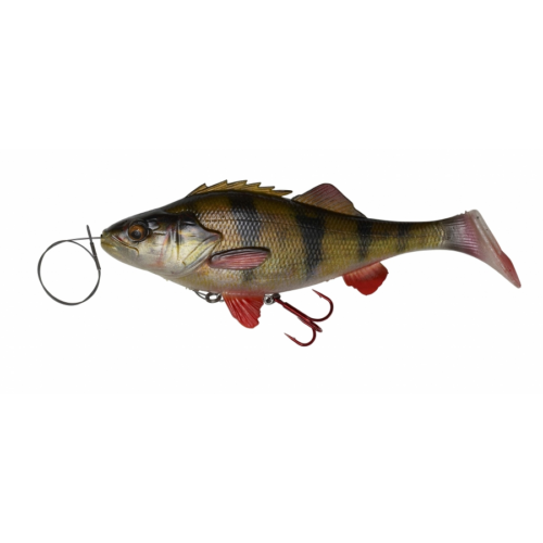 SAVAGE GEAR 4D Perch Shad 17.5cm 67g SS 01-Perch