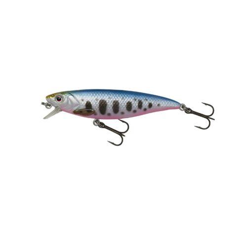 SAVAGE GEAR 3D Twitch Minnow 8cm 8.5g SS Blue Pink Smolt wobbler