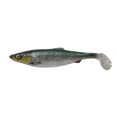 SAVAGE GEAR LB 4D Herring Shad 19cm 45g 20pcs Green Silver (Bulk)