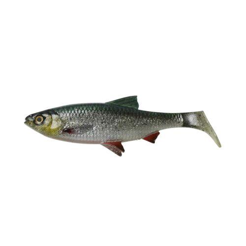 SAVAGE GEAR 4D LB River Roach 18cm 70g 10pcs Green Silver (Bulk)
