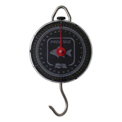 Prologic Specimen/Dial Scale 60lbs - 27Kg