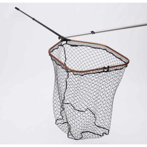 SAVAGE GEAR Pro Tele Folding Net Rubber X-Large Mesh L (65x50cm)