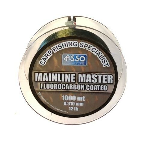 AMM31 ASSO CARP MAINLINE MASTER FCC 1000M 0,31