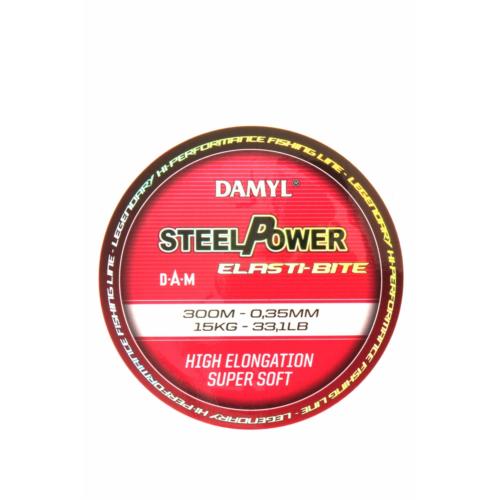 DAM STEELPOWER ELASTI-BITE 300 M 0,40