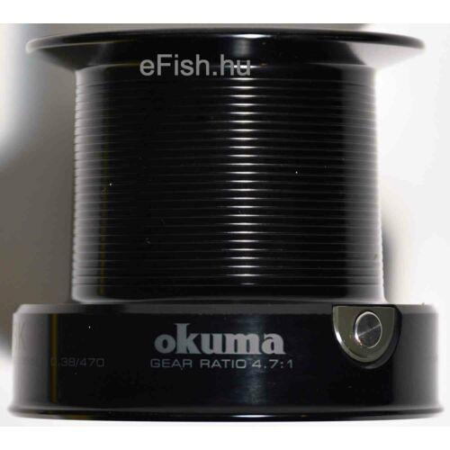 Okuma 8K FD Regular Spool - 8K ALU pótdob (normál)
