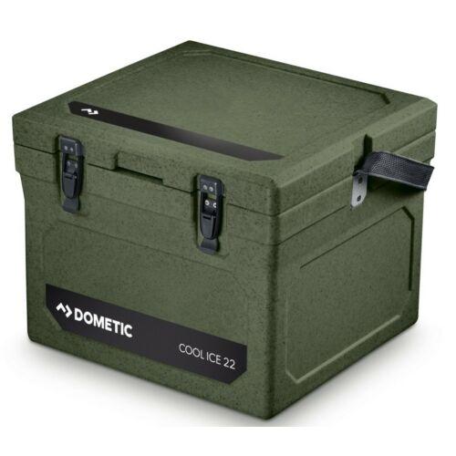 DOMETIC COOL-ICE WCI 22 literes zöld passzív hűtőláda