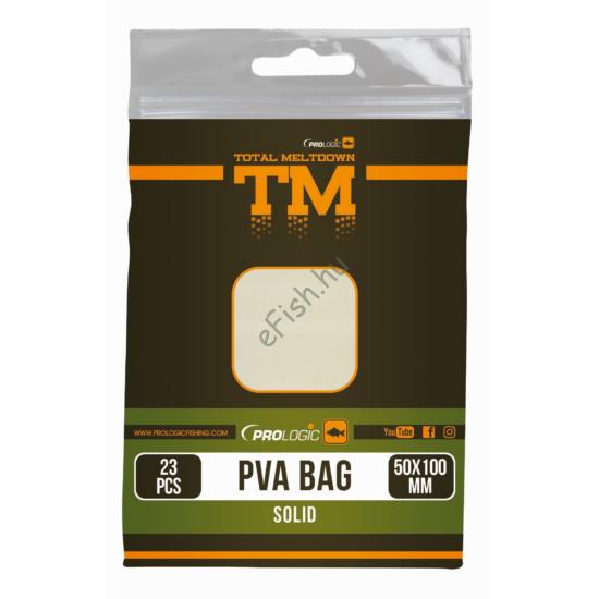 PROLOGIC TM PVA Solid Bag 18pcs 80X125mm zárt zsákok