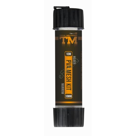 PROLOGIC TM PVA Heavy Mesh Kit 10m 18mm erős háló készlet