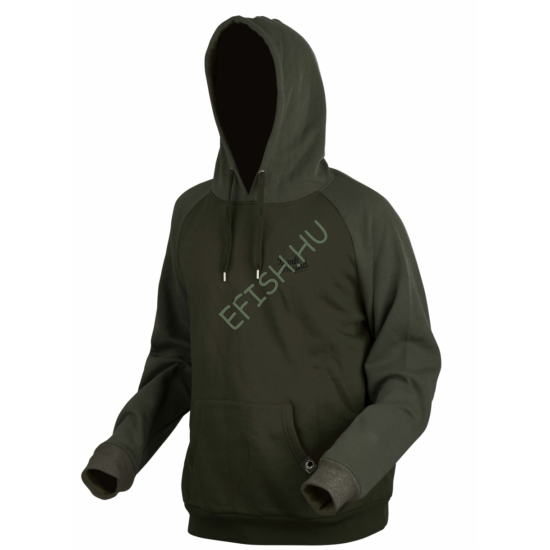 Prologic Bank Bound Hoodie Pullover Green M