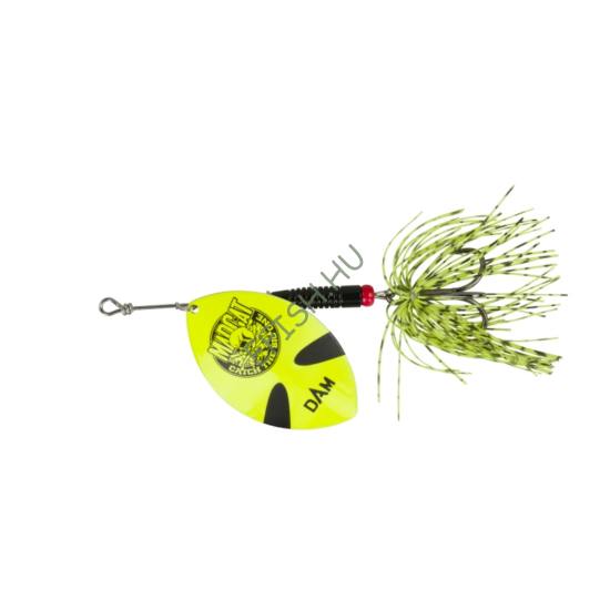 MADCAT BIG BLADE SPINNER 55G / FLUO YELLOW