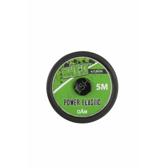 MADCAT POWER ELASTIC 0.80MM / 5M
