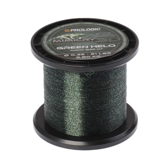 Prologic Mimicry Green Helo 1000m 15lbs 7.1kg 0.30mm