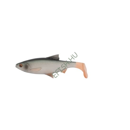 SAVAGE GEAR 3D LB River Roach Paddletail 18cm 70g 2pcs Green Silver G