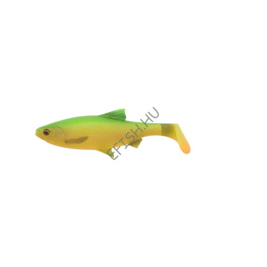 SAVAGE GEAR 3D LB River Roach Paddletail 18cm 70g 2pcs Firetiger