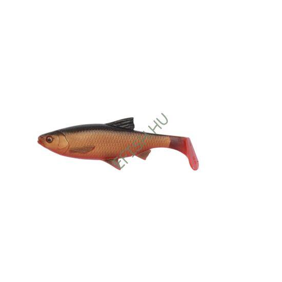 SAVAGE GEAR 3D LB River Roach Paddletail 22cm 125g 2pcs Blood Belly