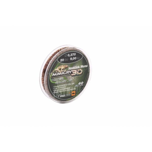 Prologic Hooklink Mono Mirage XP 40m 25lbs 11,00kg 0.405mm