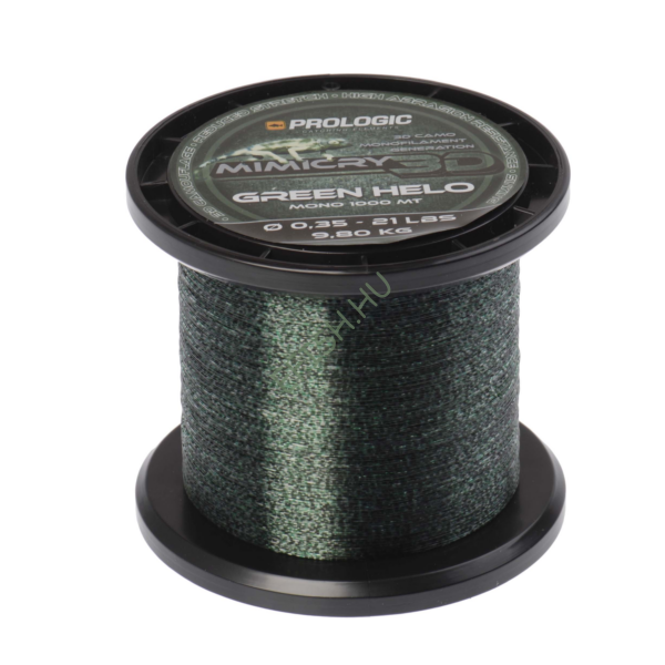 PL Mimicry Green Helo 1000m 18lbs 8.3kg 0.33mm