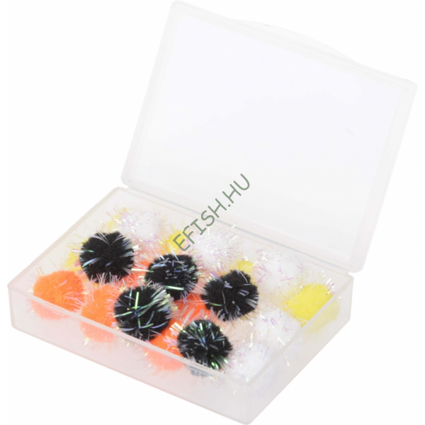 Prologic Zig Flash Eggs 20pcs