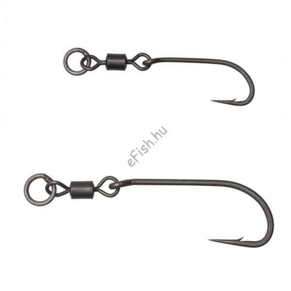 Prologic Swivel Hook CS Size 1 5pcs
