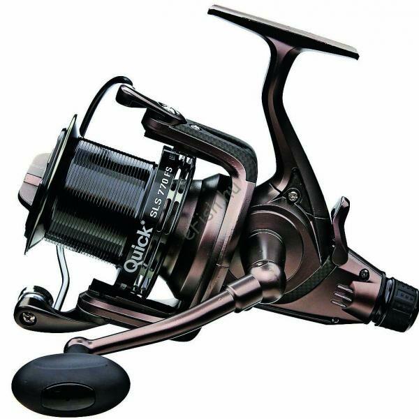 D.A.M. Quick SLS 570 FS (D1349570) nyeletőfékes horgászorsó