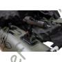 Kép 14/14 - Black Cat Battle Boat szett, gumicsónak elektromos motorral bottartóval